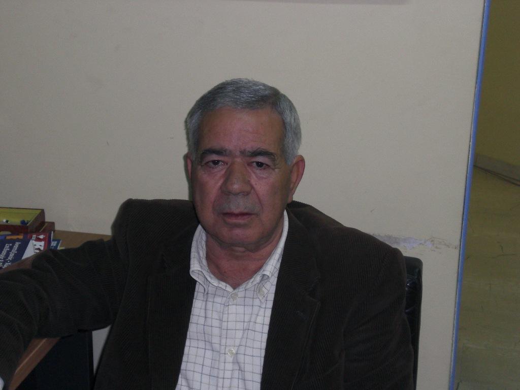 Εμμανουήλ Κουτεντάκης, Αντιπρόεδρος Δ.Σ.