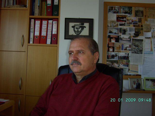 Αλέξανδρος Κλάδος, Πρόεδρος Δ.Σ.