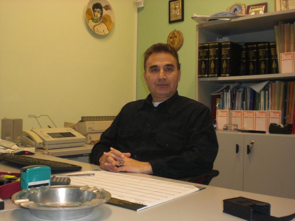 Στέφανος Μπελιμπασάκης, Γενικός Γραμματέας Δ.Σ.